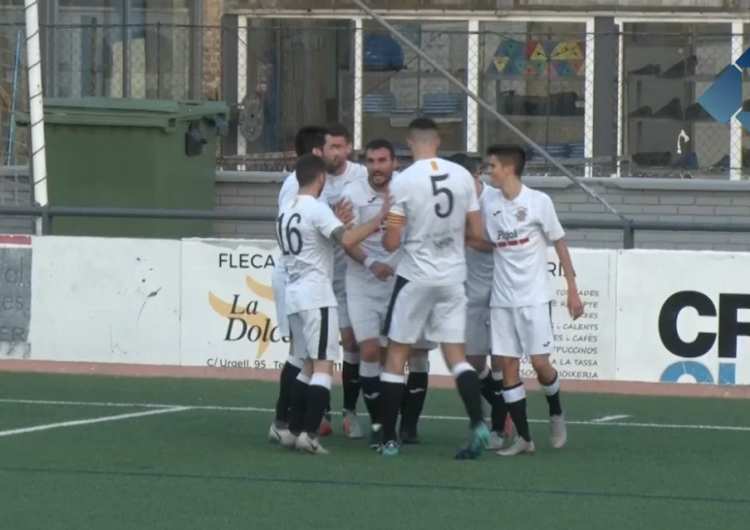 El CF Balaguer perd contra el Borges i segueix en caiguda lliure