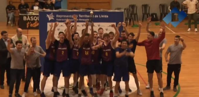 El FC Barcelona s'imposa a la final catalana de categoria cadet preferent disputada a Balaguer