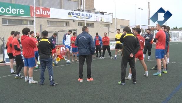 El CF Balaguer afronta el derbi amb l'ull posat a la segona posició