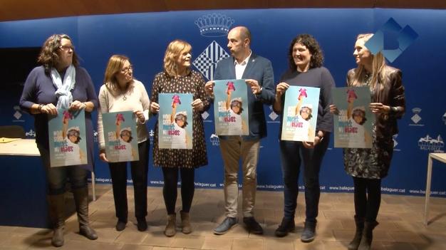 L'Ajuntament de Balaguer i el Consell Comarcal units per trencar estereotips