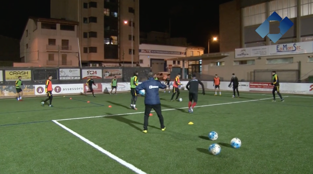 El C.F.  Balaguer afronta el derbi contra l'Almacelles sense Adrià