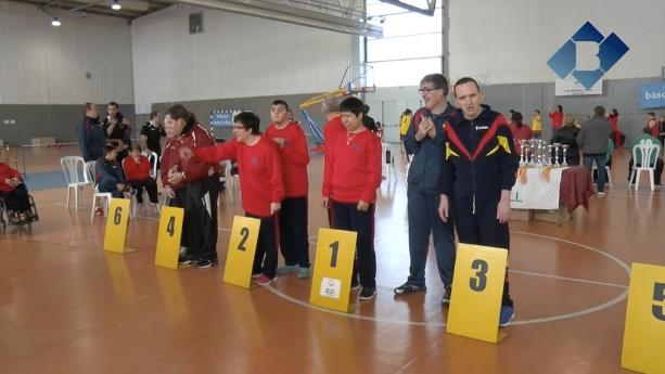 Èxit, un any més, del Campionat Territorial de Bàsquet