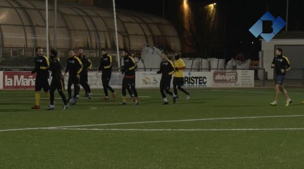 El CF Balaguer vol continuar sumant de tres en tres davant l'Andorra