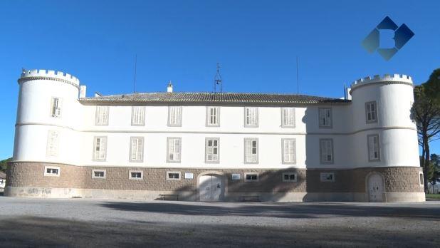 Castell del Remei inicia el projecte d'enjardinament de la seva finca
