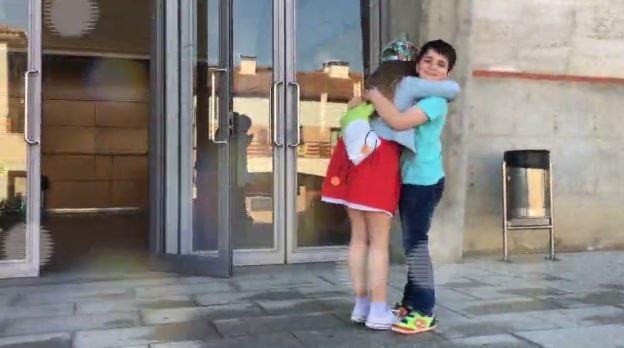 Posa't la Gorra fa una crida a la participació amb un vídeo protagonitzat pels joves balaguerins Roger Camps i la cantant Miss Maria Sweety