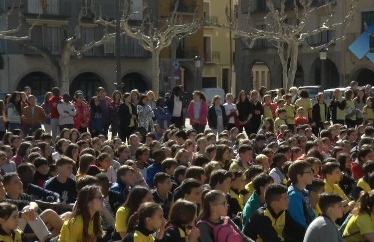 Més de 150 alumnes a la 30a edició del certamen literari de Sant Jordi