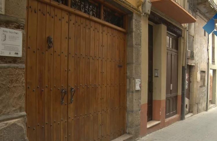 Més peregrinatge internacional a l'alberg Teresa Pàmies