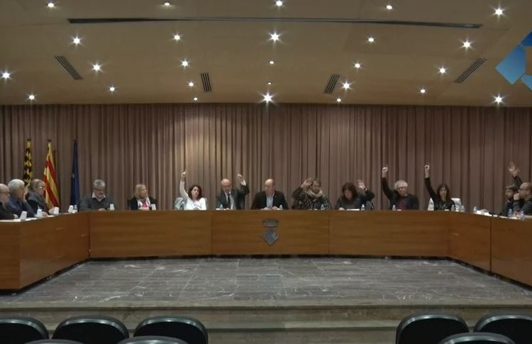 El Ple de Balaguer aprova finalment el conveni de recollida d'escombraries