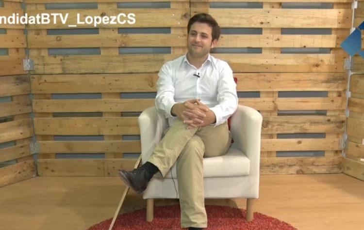 El Candidat: Albert López per C's
