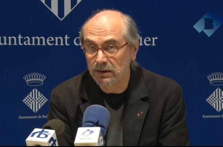 Joan Biscarri, vicerector de la UdL, segon d'ERC a Balaguer