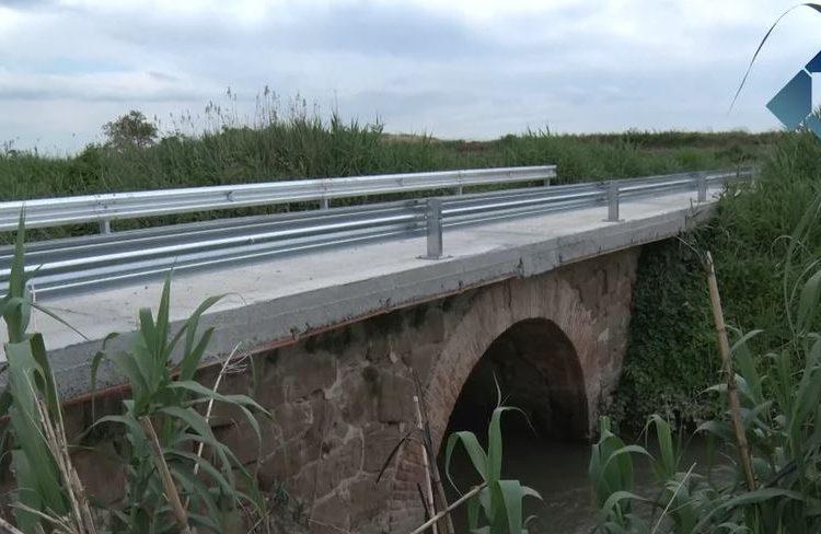 Térmens inverteix 19.000 euros en l'arranjament de dos ponts