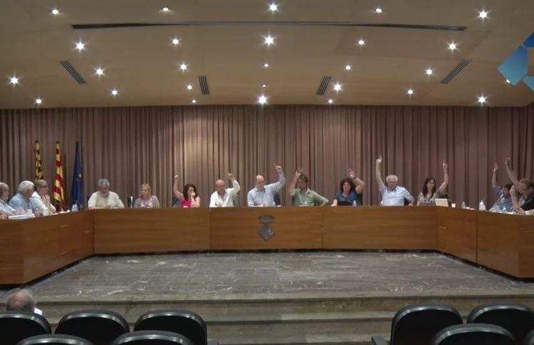 El Ple aprova modificar les ordenances fiscals de l'escola de música i les llars d'infants