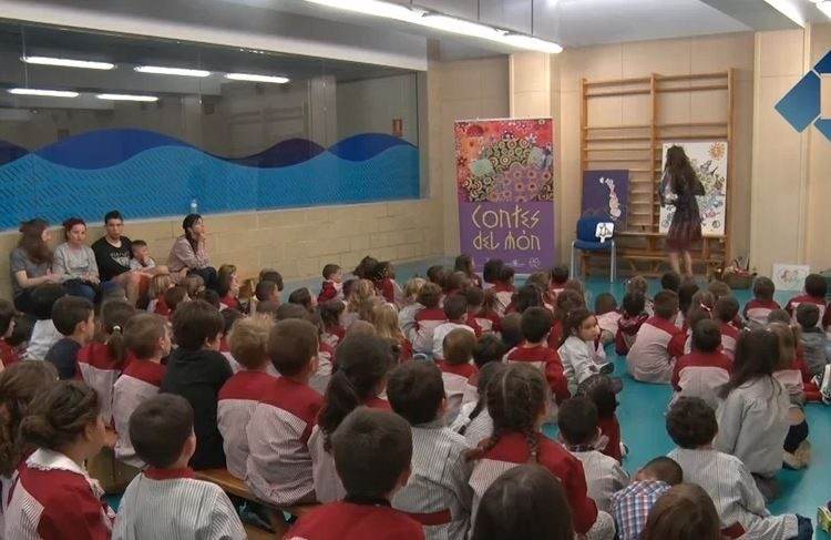 Contes per afavorir la integració a les escoles