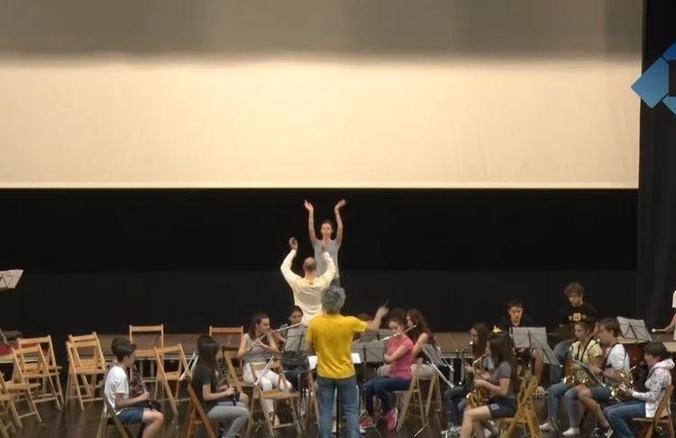 L'escola de música prepara el Concert de Primavera d'aquest divendres