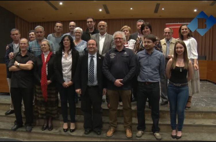 El PSC de Balaguer presenta la candidatura per a les municipals