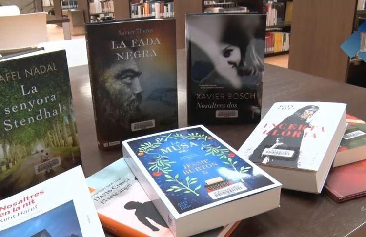 Recomanacions literàries pel dia de Sant Jordi