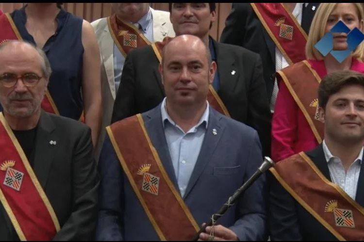 Jordi Ignasi Vidal d'ERC serà el nou alcalde de Balaguer