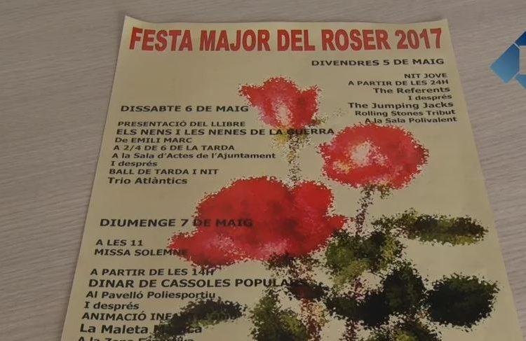 La Sentiu de Sió prepara la Festa Major del Roser