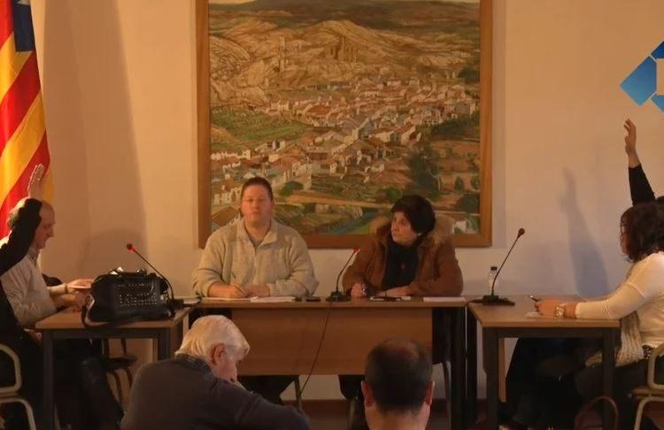 Continuen les tensions a Castelló de Farfanya
