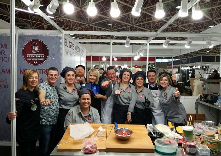La Carnisseria Paris de Balaguer participa a la Fira iMEAT de Barcelona