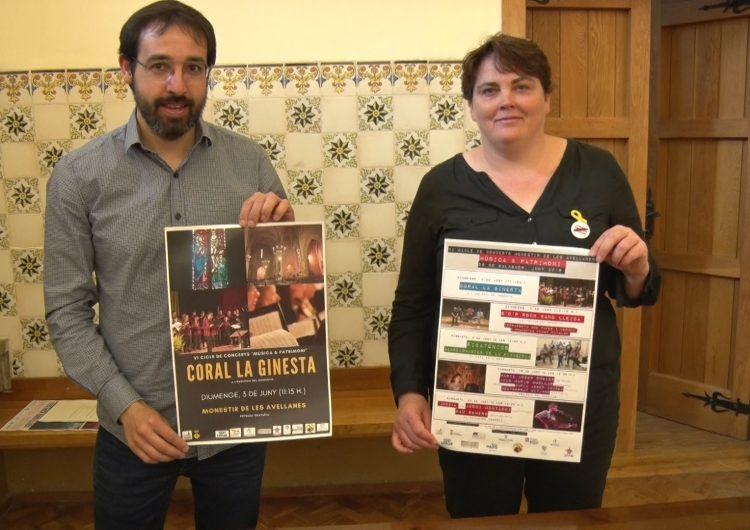 """El Monestir de les Avellanes prepara la VI edició del """"Cicle de Concerts Música i Patrimoni"""""""