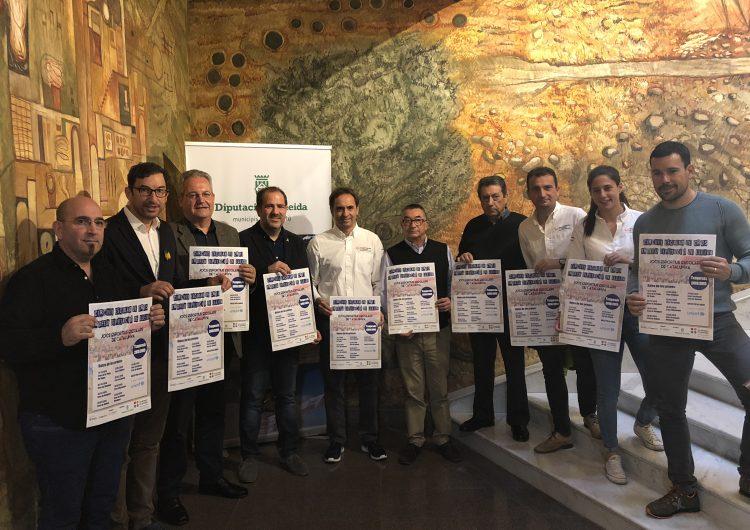 El Circuit Escolar de Cros-Trofeu Diputació de Lleida espera reunir més de 4.500 participants en la quarta edició