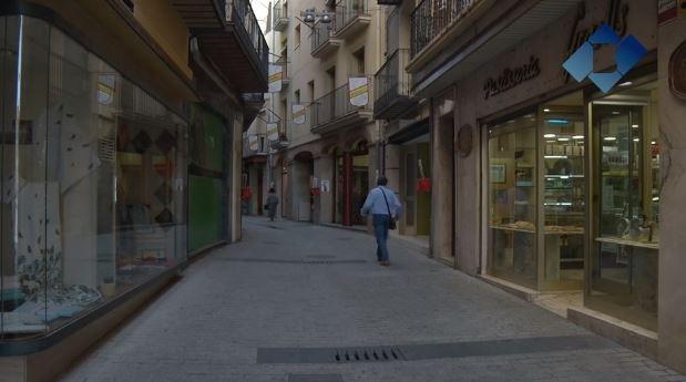 Els comerciants del centre històric trenquen amb l'Associació de Comerciants ACB Balaguer