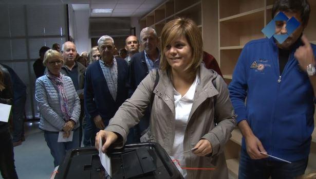 Concepció Cañadell destaca el caràcter democràtic de la jornada