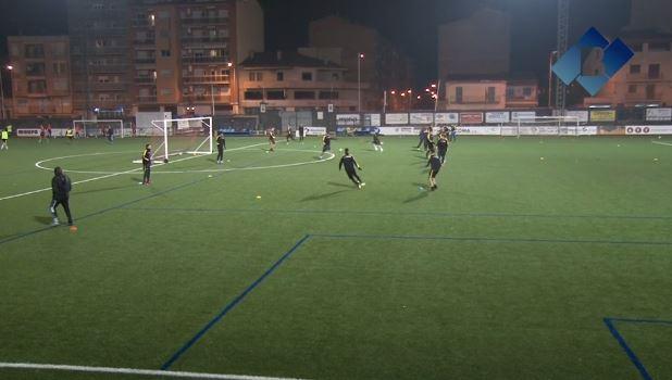 El CF Balaguer vol continuar sumant davant del Lleida Esportiu B