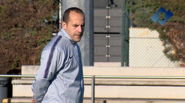 Lluis Cortés debuta amb victòria al capdavant  del FC Barcelona femení