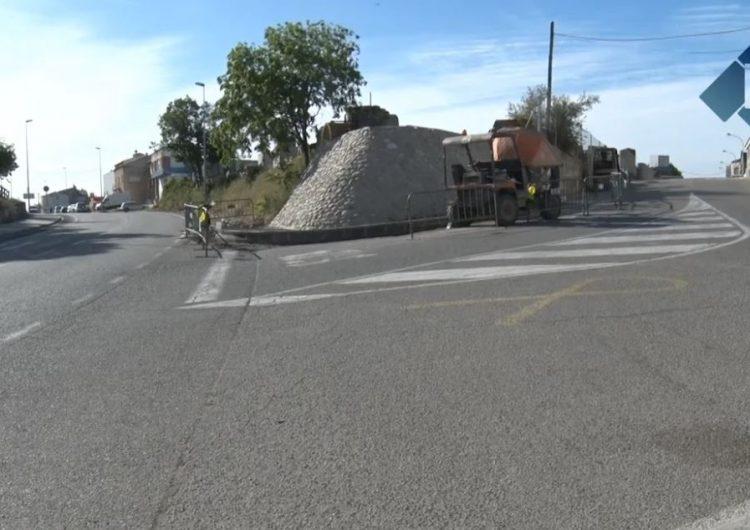 Vallfogona de Balaguer recupera una creu de terme del S.XII