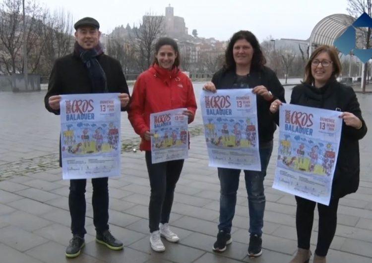Balaguer celebrarà el cros de la ciutat el pròxim 13 de gener