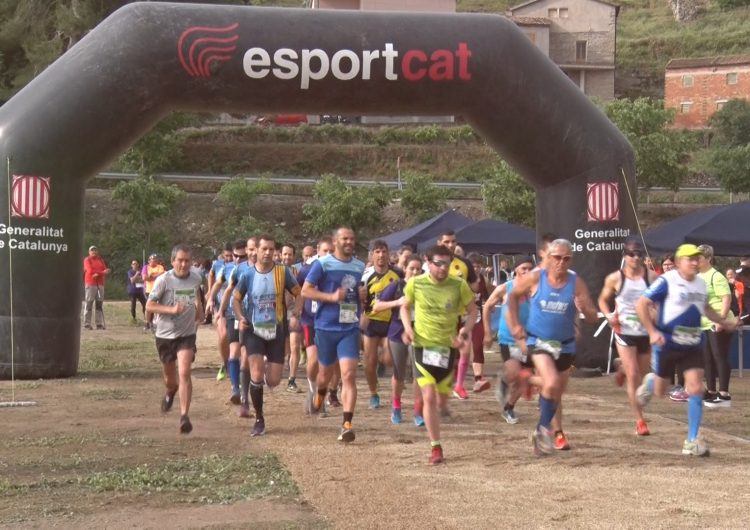 La Sentiu de Sió celebra la 4a edició de La Cursa de la Serp