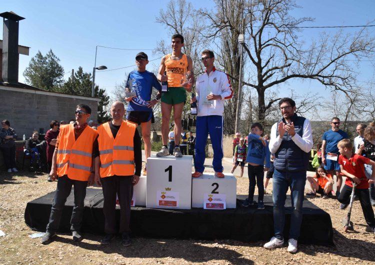 Antoni Carulla i Anna Artal guanyen la 7a edició de La Cursa de la Nòria de Torrelameu