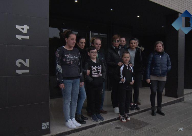 Deu famílies de Balaguer a punt de ser desallotjades dels seus pisos de lloguer
