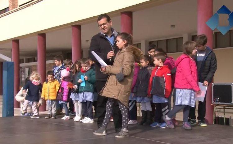 Gaspar de Portolà celebra el Dia Escolar de la No Violència i la Pau