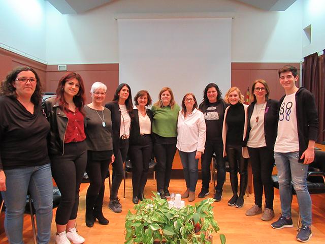 El Consell Comarcal de la Noguera i l'Ajuntament de Balaguer commemoren el Dia Internacional de la Dona