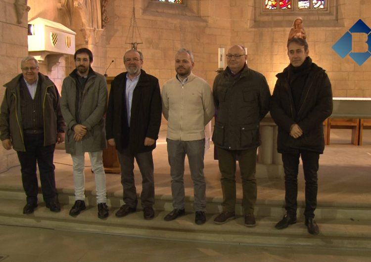 La Diputació i el Monestir de les Avellanes inicien els tràmits per començar la reproducció dels sepulcres