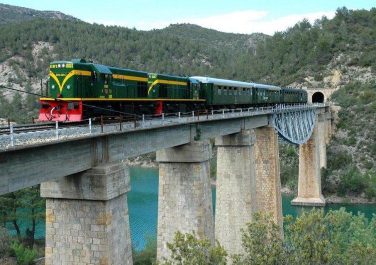 El Tren dels Llacs tanca la seva cinquena temporada amb rècord d'ocupació