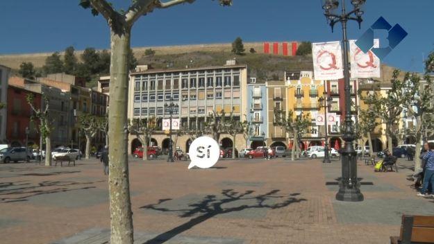 """La campanya """"El canvi ets tu"""" de l'ANC arriba a Balaguer"""