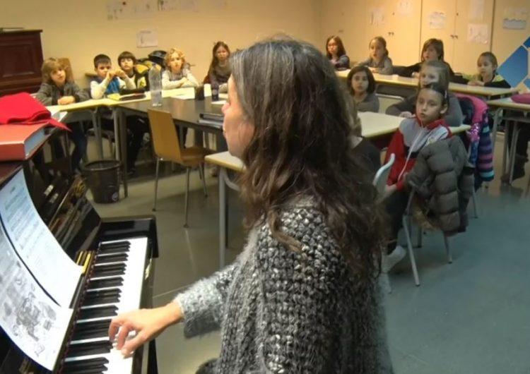 L'Escola Municipal de Música organitza diverses activitats per celebrar el dia de Santa Cecília, patrona de la música
