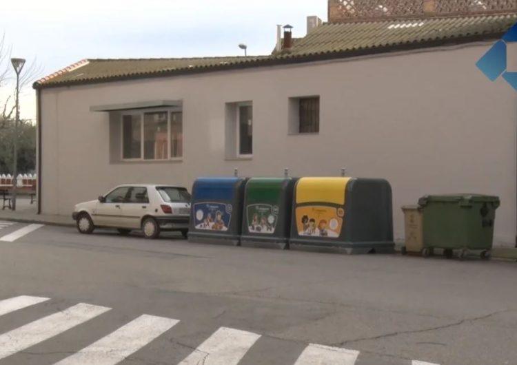 Comença la implantació dels nous contenidors de recollida selectiva a Balaguer