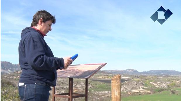 """L'Espai Orígens estrena la ruta """"En temps de guerra: les trinxeres del merengue"""""""