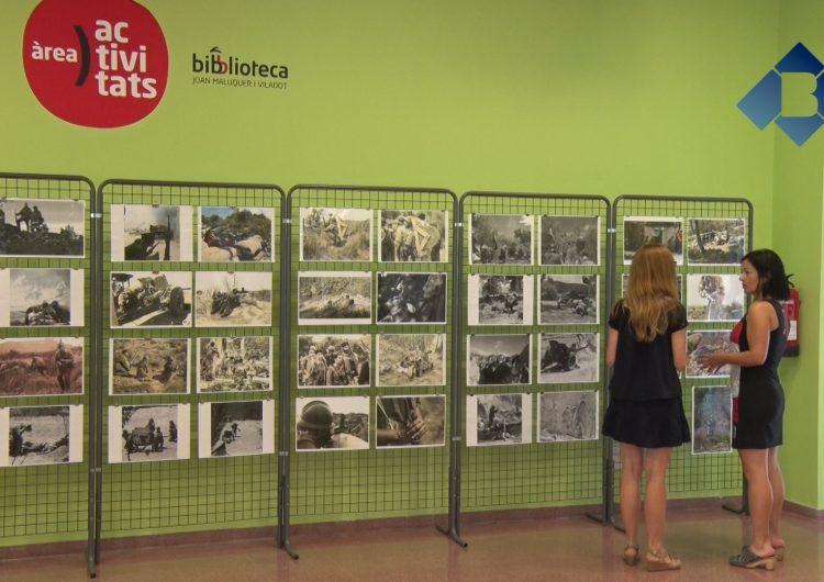 Artesa de Segre commemora el 80è aniversari de la batalla del Segre amb una exposició fotogràfica