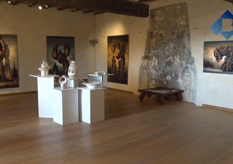 El Castell d'Os de Balaguer estrena una nova exposició d'art multidisciplinar