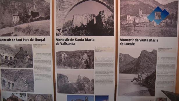 """El Monestir de les Avellanes acull l'exposició """"Patrimoni(s):testimonis, curadors i transmissors"""""""