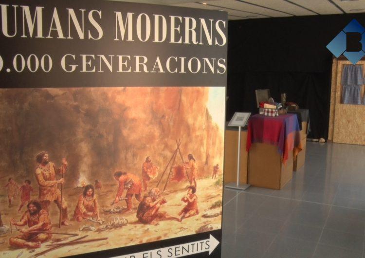 """L'Espai Orígens estrena l'exposició """"Humans moderns, 10.000 generacions"""""""