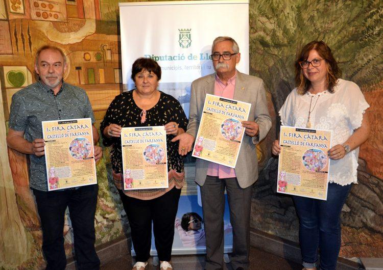 Castelló de Farfanya acull el 17 i 18 de juny la 1a Fira Càtara