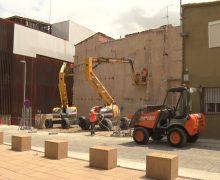 Balaguer comença una nova fase d'arranjament de les façanes del centre històric