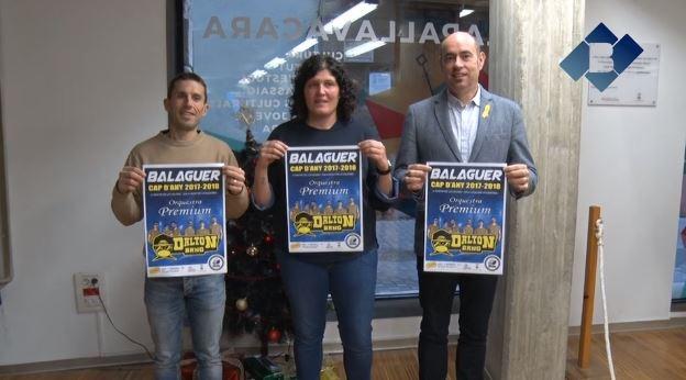L'Ajuntament de Balaguer i els bars musicals de la ciutat organitzen una Festa de Cap d'Any